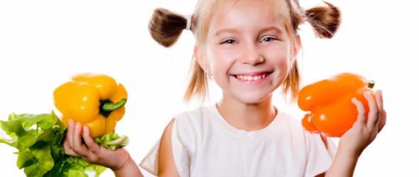 Укрепляем иммунитет малыша: Что включить в его меню