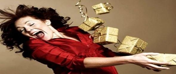 Подарки для женщин.