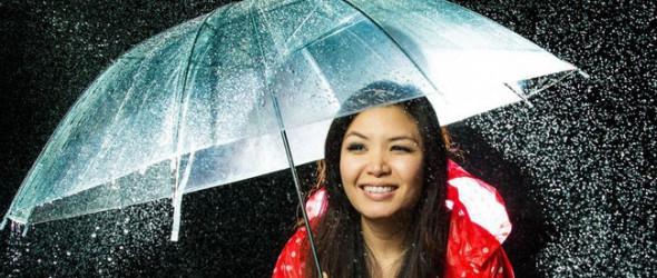 Встретим осень под модным зонтом!