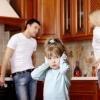 Сохранять ли брак ради детей?