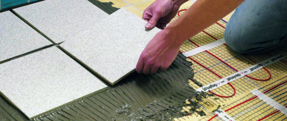 Как положить новую плитку на старую