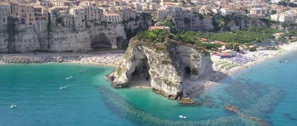 Тропея — курорт Италии