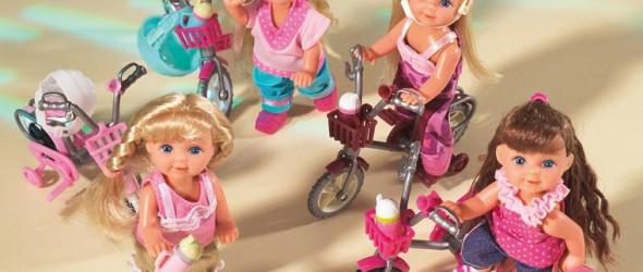 Игрушки и куклы для девочек
