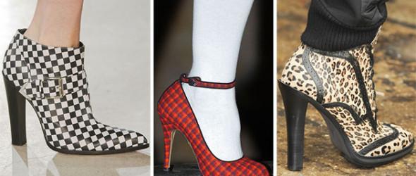 Модные тенденции обуви зимнего сезона 2013-2014