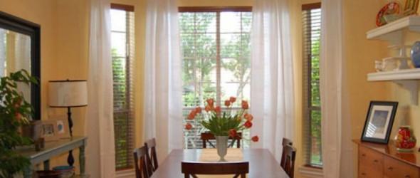 Французские окна — преображение вашего дома