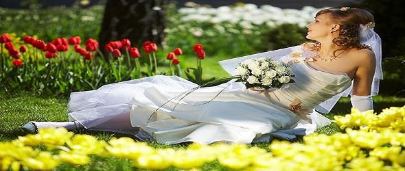 Свадебное платье для превосходной фигуры.
